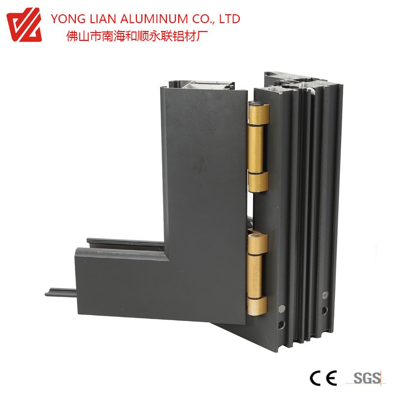 [Hot Item] Aluminum Extrusion Profile for Thermal Break Windows Frame