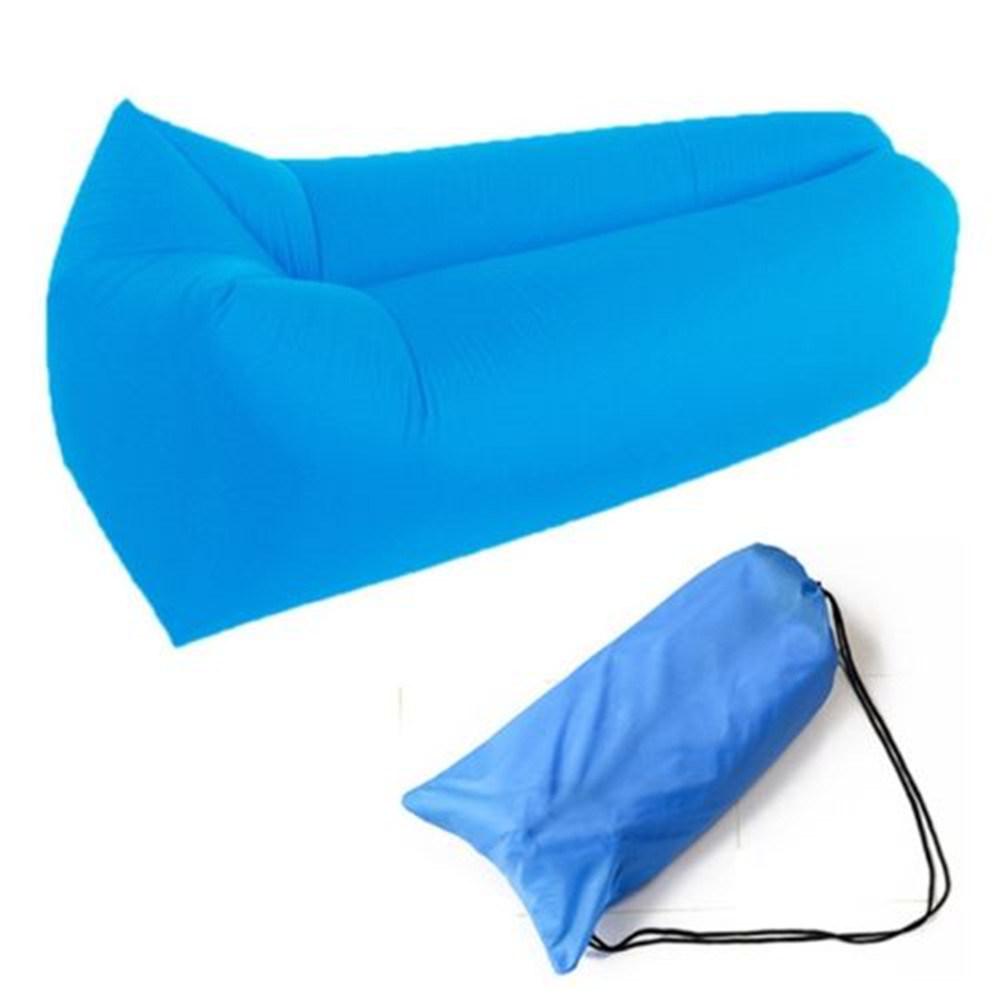 Fantastic Hot Item Portable Air Bed Inflatable Air Bag Around Air Bed Sofa Bralicious Painted Fabric Chair Ideas Braliciousco