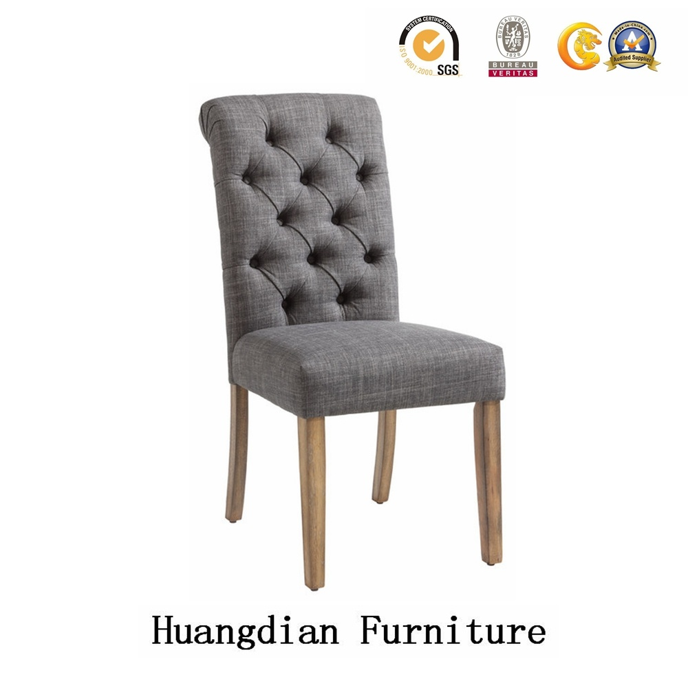 [Hot Item] Stylish Design Cafe Dining Furniture Solid Wood Restaurant  Dinner Chair (HD10)