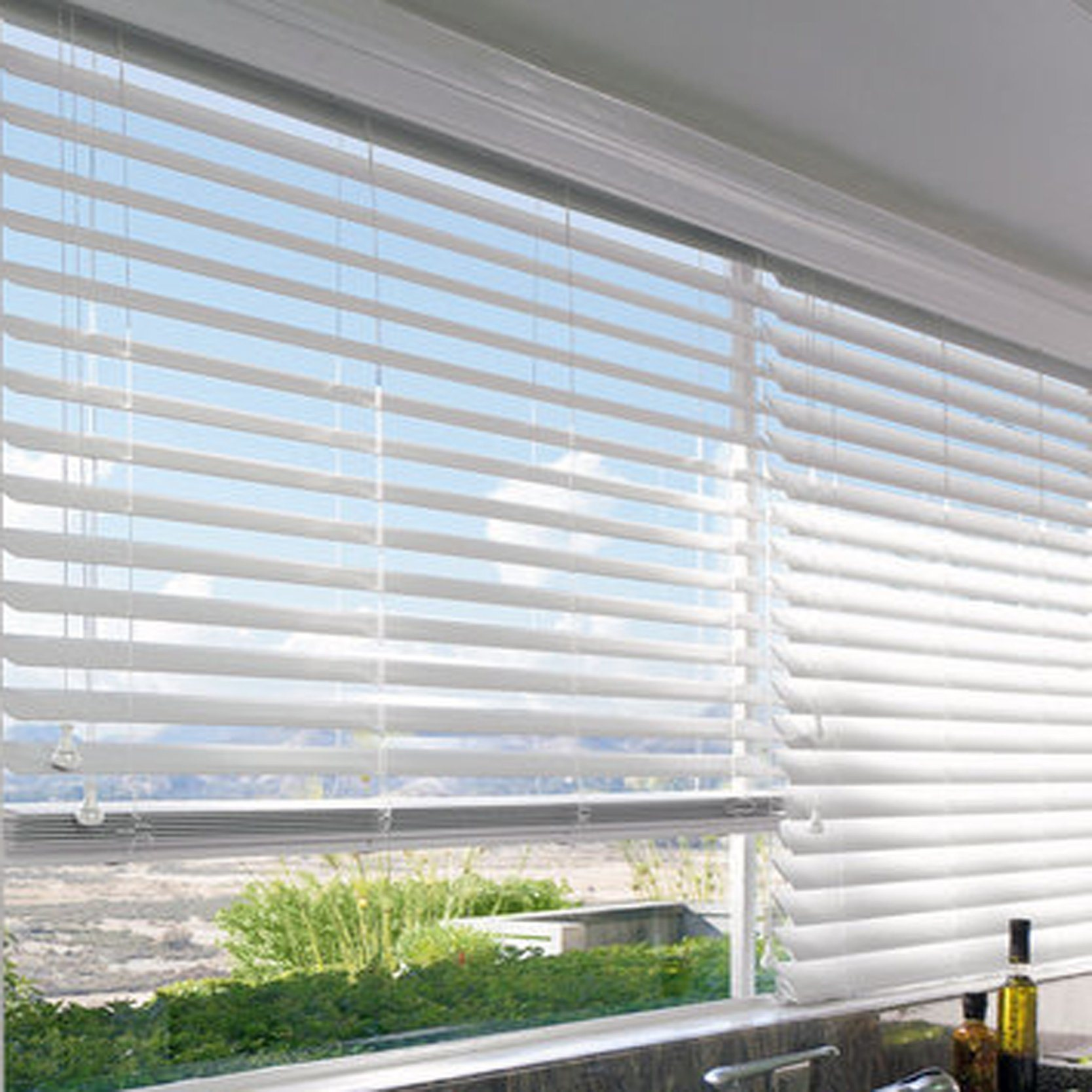 Hot Item Waterproof Wood Shutters Easy To Clean Suitable For Kitchen Study Bathroom