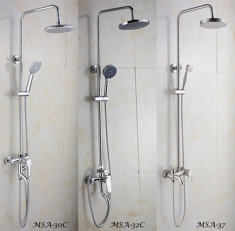 China Modern Sanitary Ware Free Leakage Brass Bathroom ...