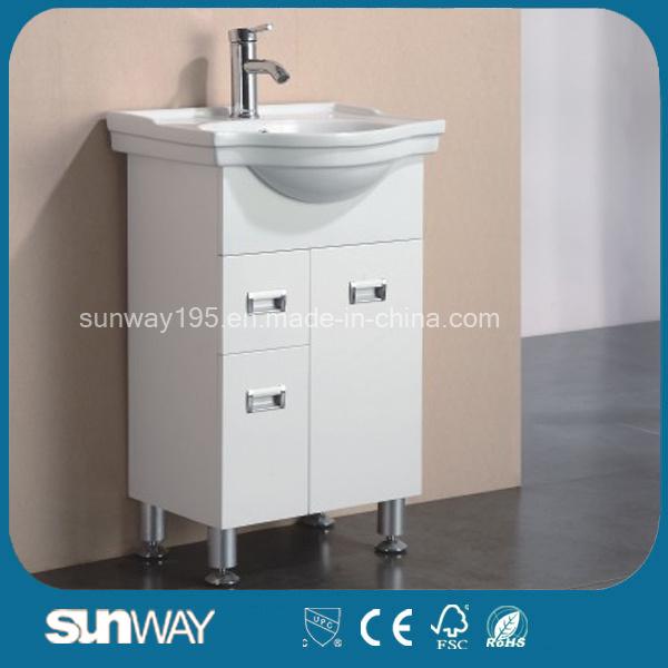 Style Semi Round Bathroom Vanity