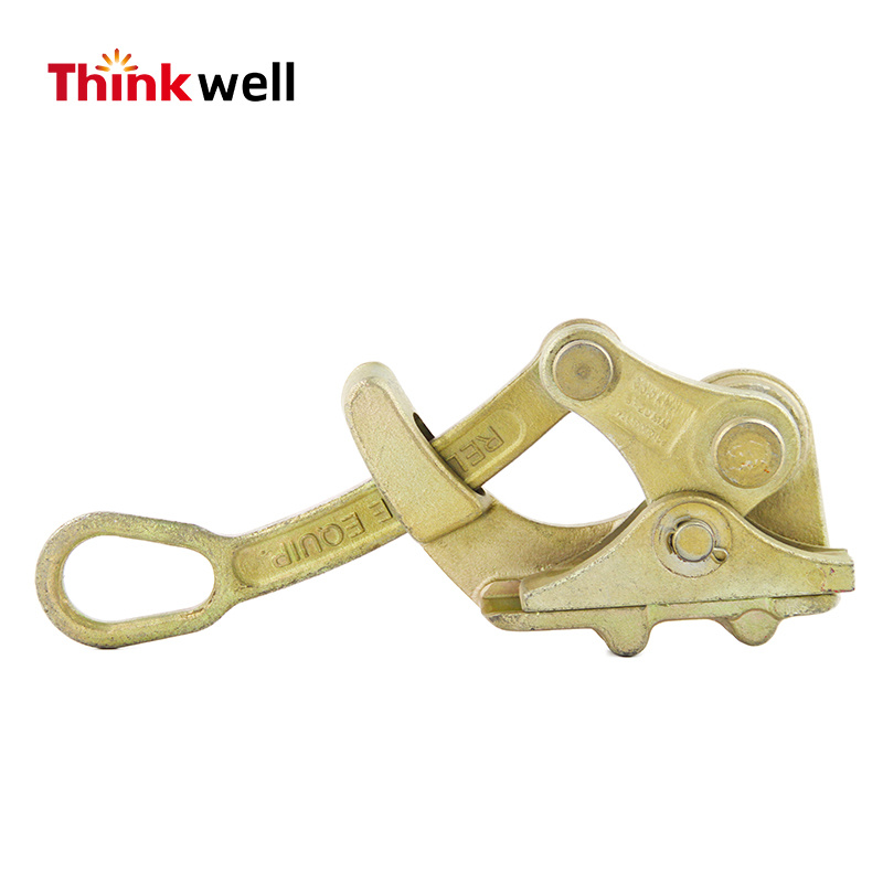 China Forged Alloy Steel Wire Rope Grip - China Wire Rope Grip ...