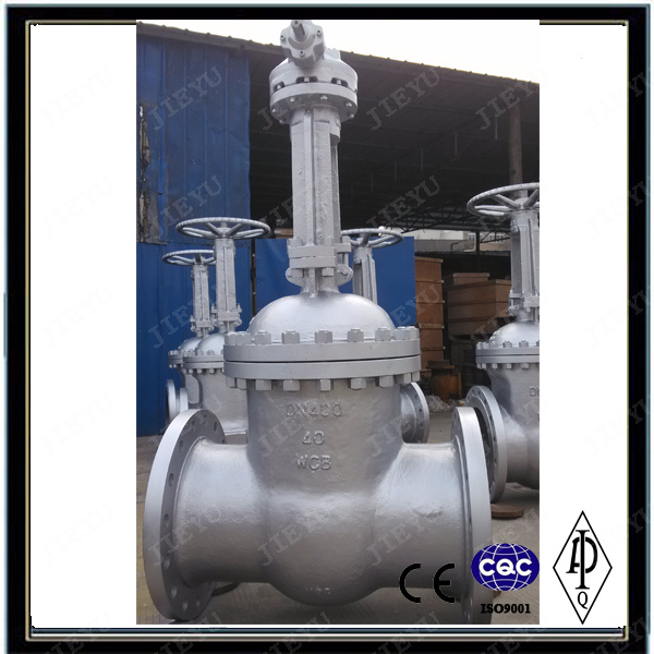 DIN Wcb/GS-C25/Gp240gh Rising Stem Gate Valve