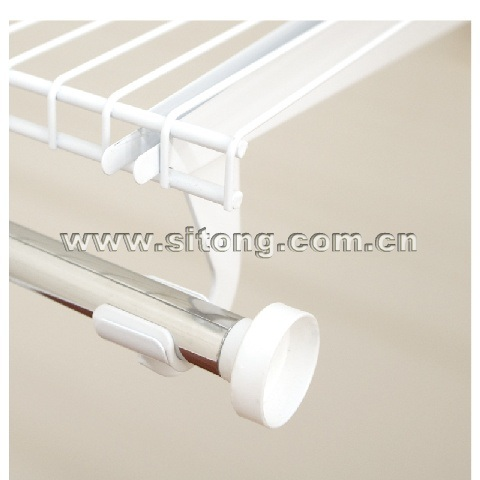 Sliding Metal Clothes Rod (CC-3)