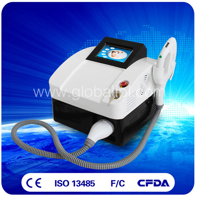 3H (E Light +IPL+RF) Pigment Removal Machine (US606S) pictures & photos
