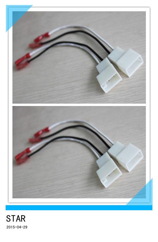 speaker wiring harness adapter china custome electric radio speaker wire harness adapter plug  radio speaker wire harness adapter plug