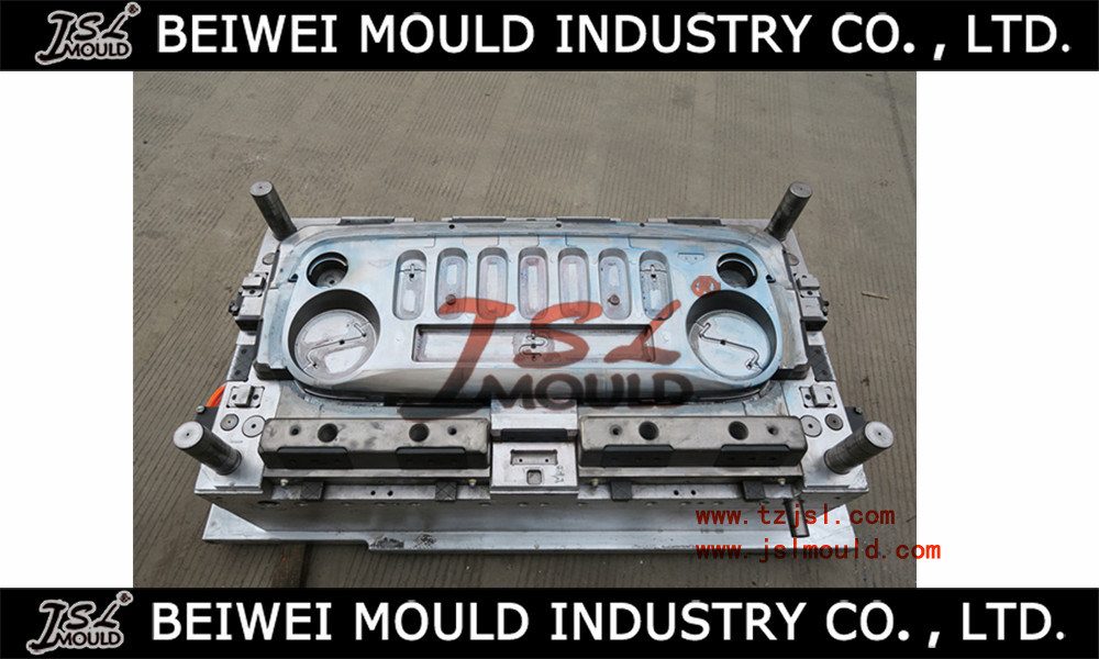 Premium Customized Injection Plastic Car Grille Mould