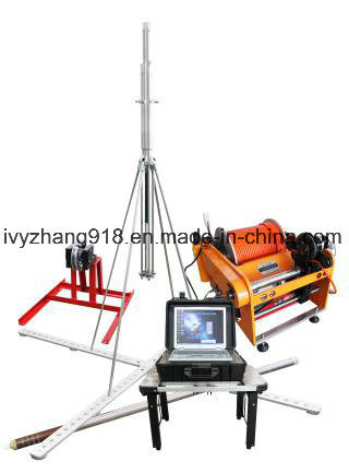 Digital Pile Caliper Detecting System for Borehole Concrete Pile Diameter Measuring Equipment
