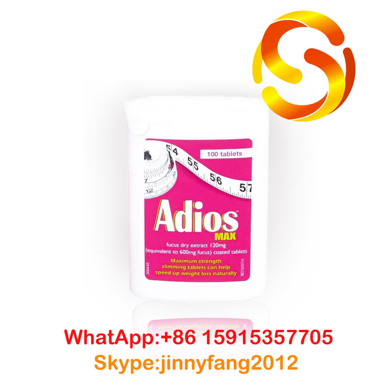 China Adios Max Adio Natural Herbal Slimming Tablets Including Dry