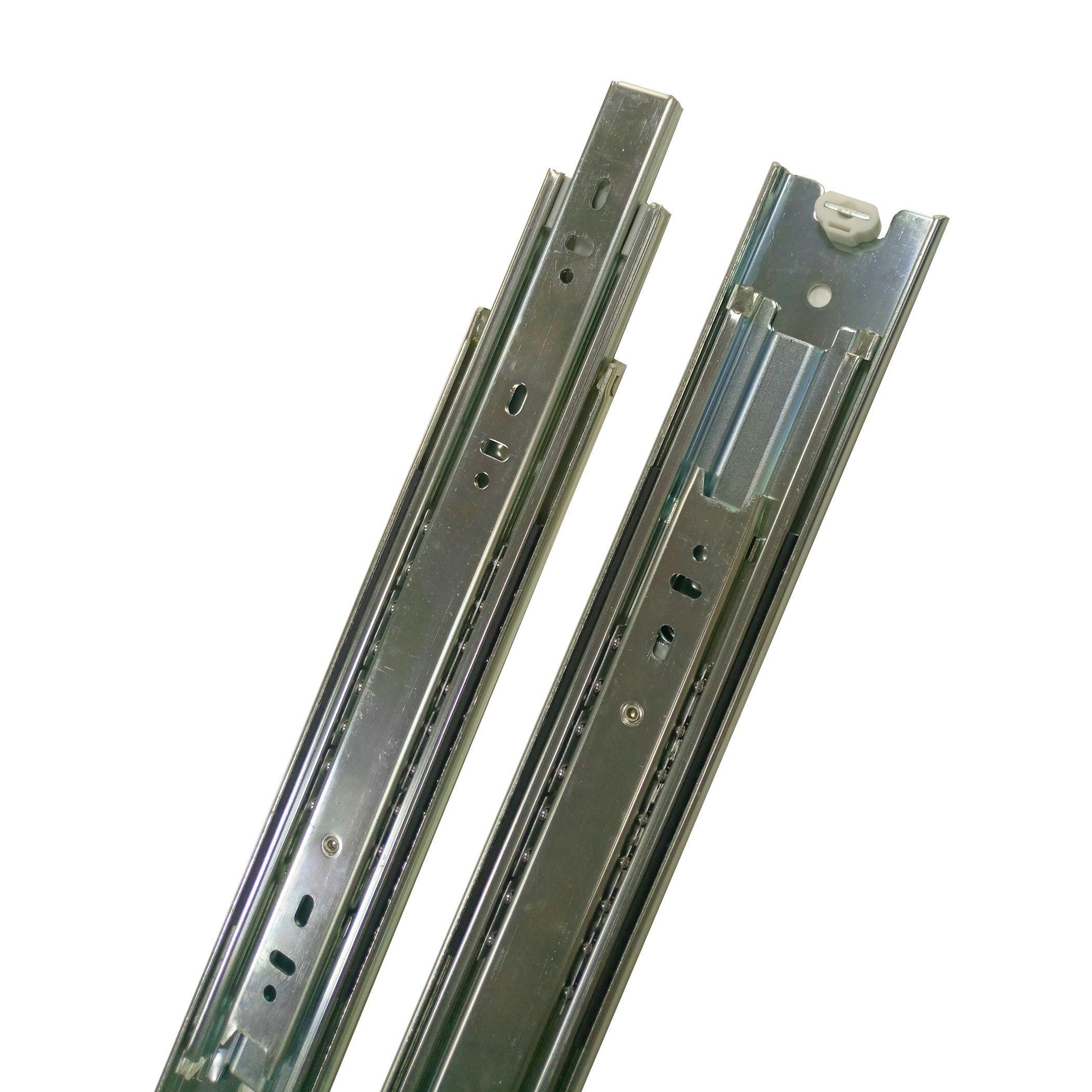 telescope product slide nsyxutzbslwy buffer rail tracks metal damping slides closing drawer sliding china soft runner