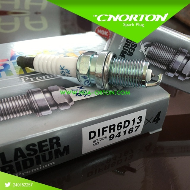 China Ngk Laser Iridium Plug Spark Plugs 94167 Difr6d13