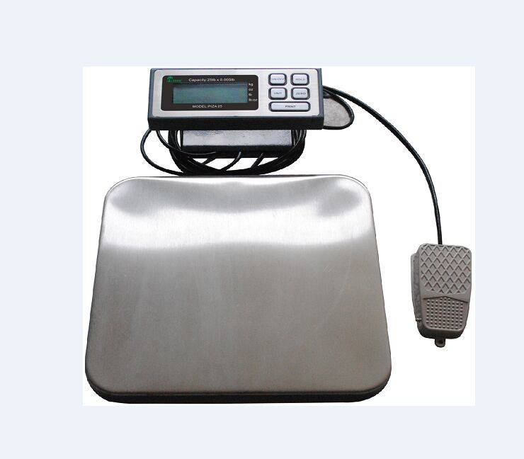 china pizza scale 25lb food weighing high quality china food