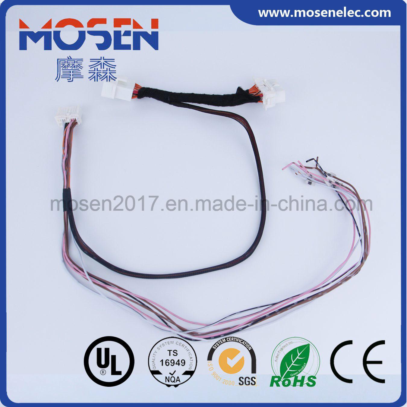 China Toyota Nissan Mazda Kia Hyundai Pke System Obd Connector Wiring Harness