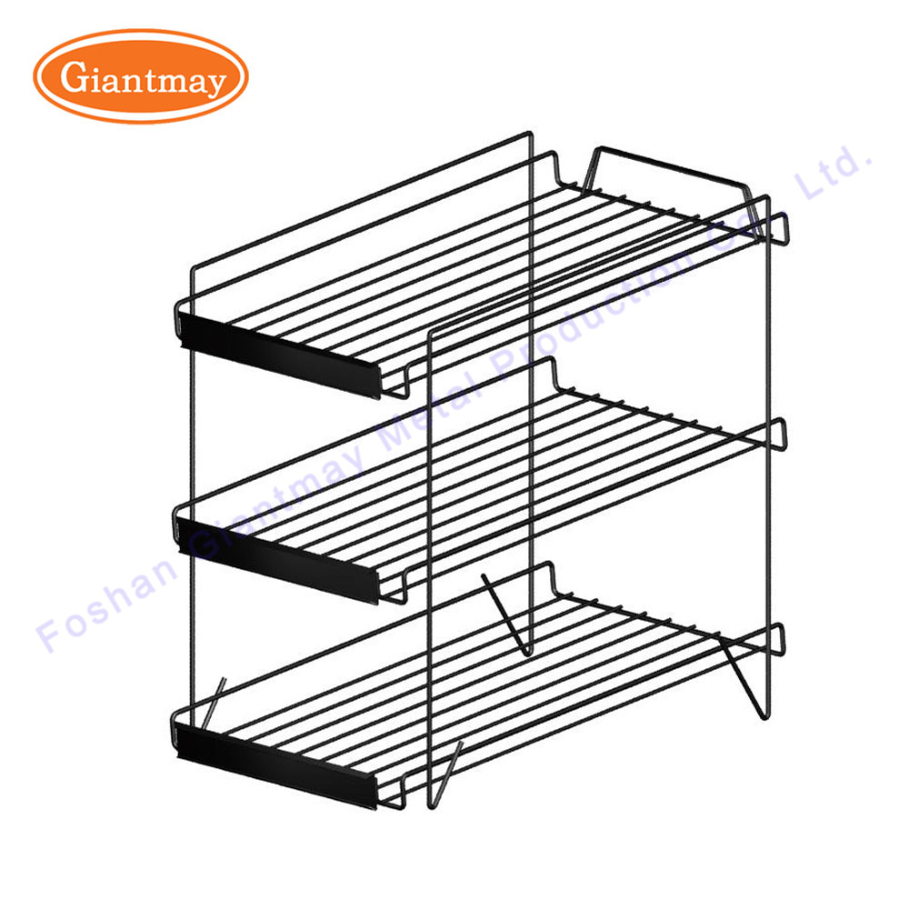 China Store Retail Metal Wire Chocolate Bars Counter Display Rack ...