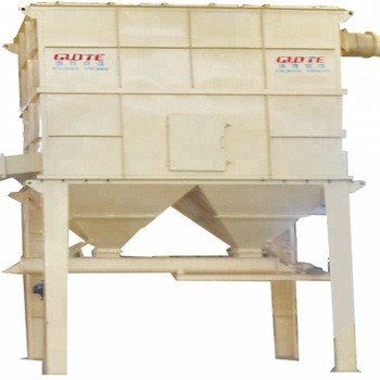 China Mdc High Stability Bag Type Cyclone Dust Collector for Cement