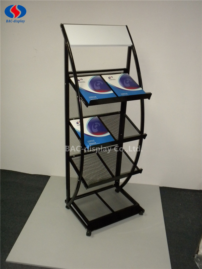 Magazine Rack Office. China High Quality Metal Brochure Holder Magazine Rack  For Office   Rack