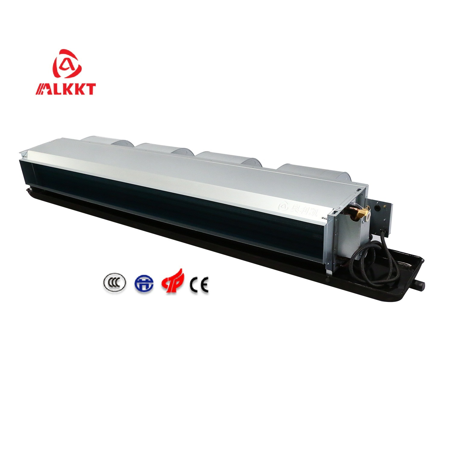 China Hydronic Carrier Chilled Water Fcu / Fan Coil Unit