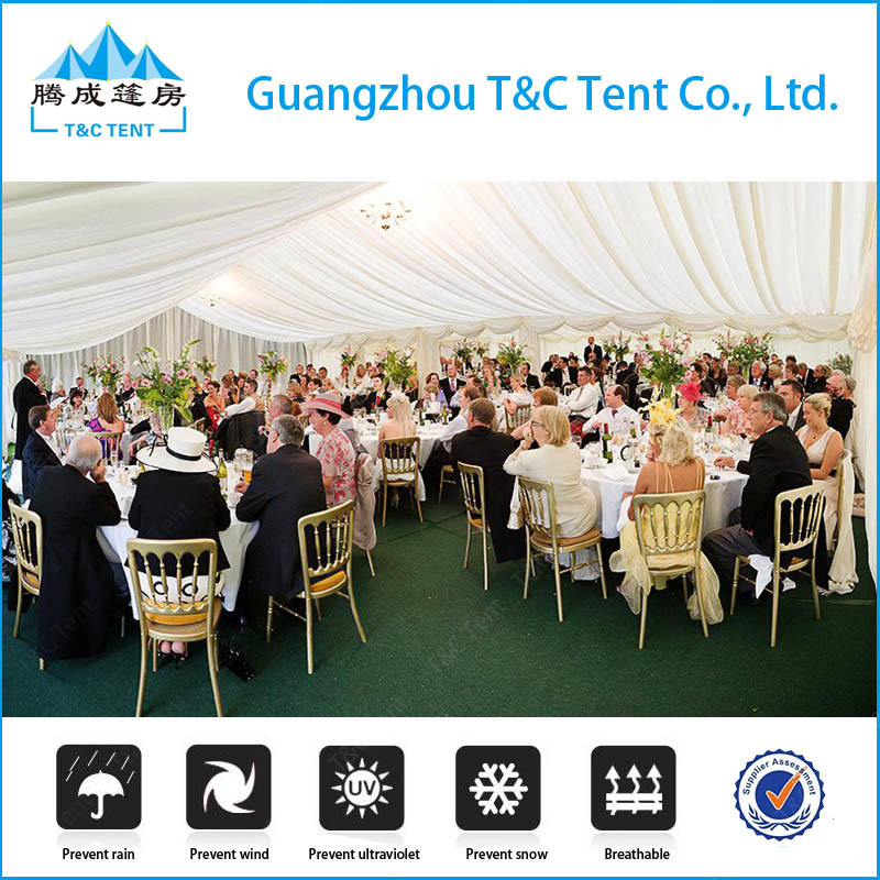 China Transparent Giant Circus Tents With Indian Wedding Decorations
