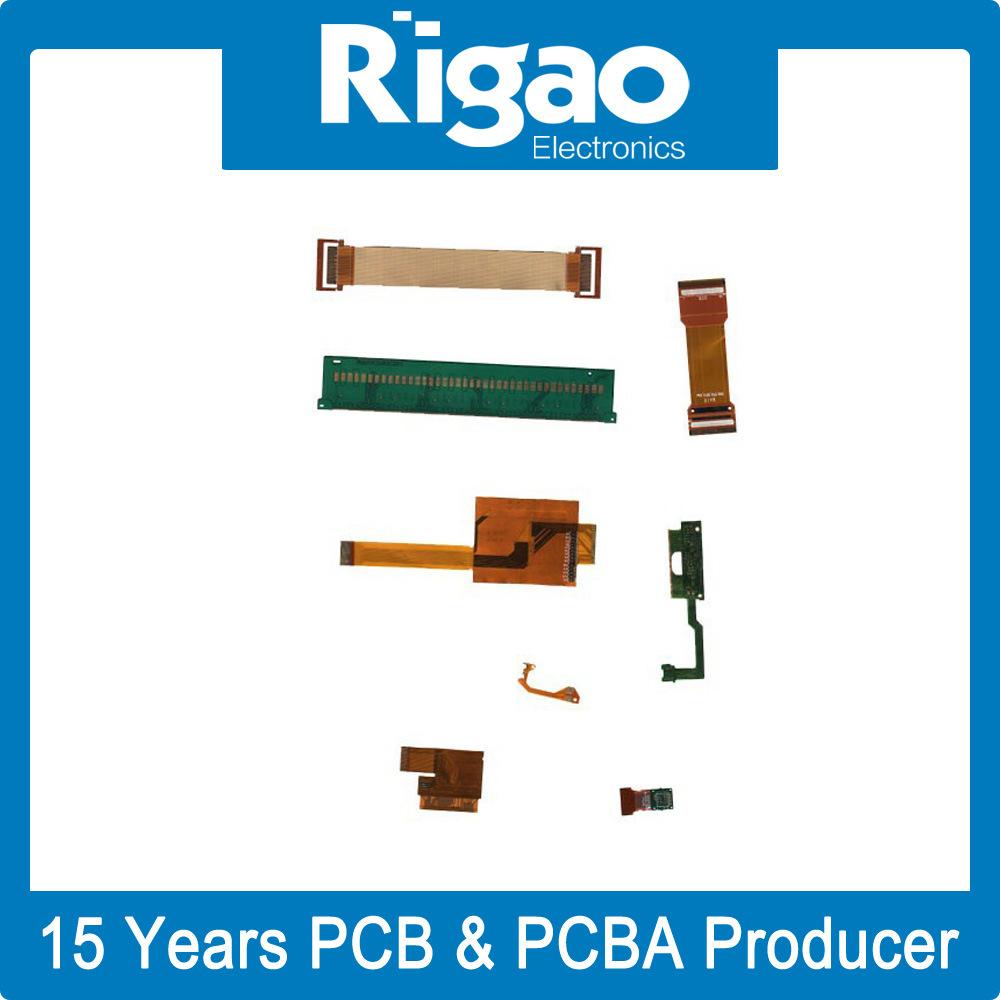 China Oem Rigidflex Pcb Fabrication And Mounting Flexible Rigid Flex Circuit Boards Hasl 1 Oz Copper Board