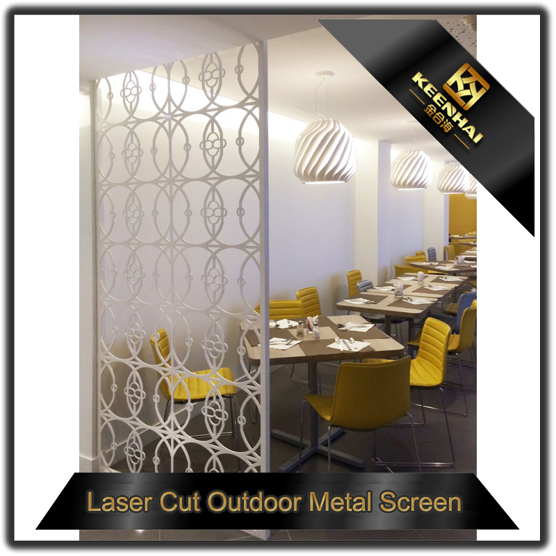 Customed Design Decorative Stainless Steel Privacy Screens Indoor