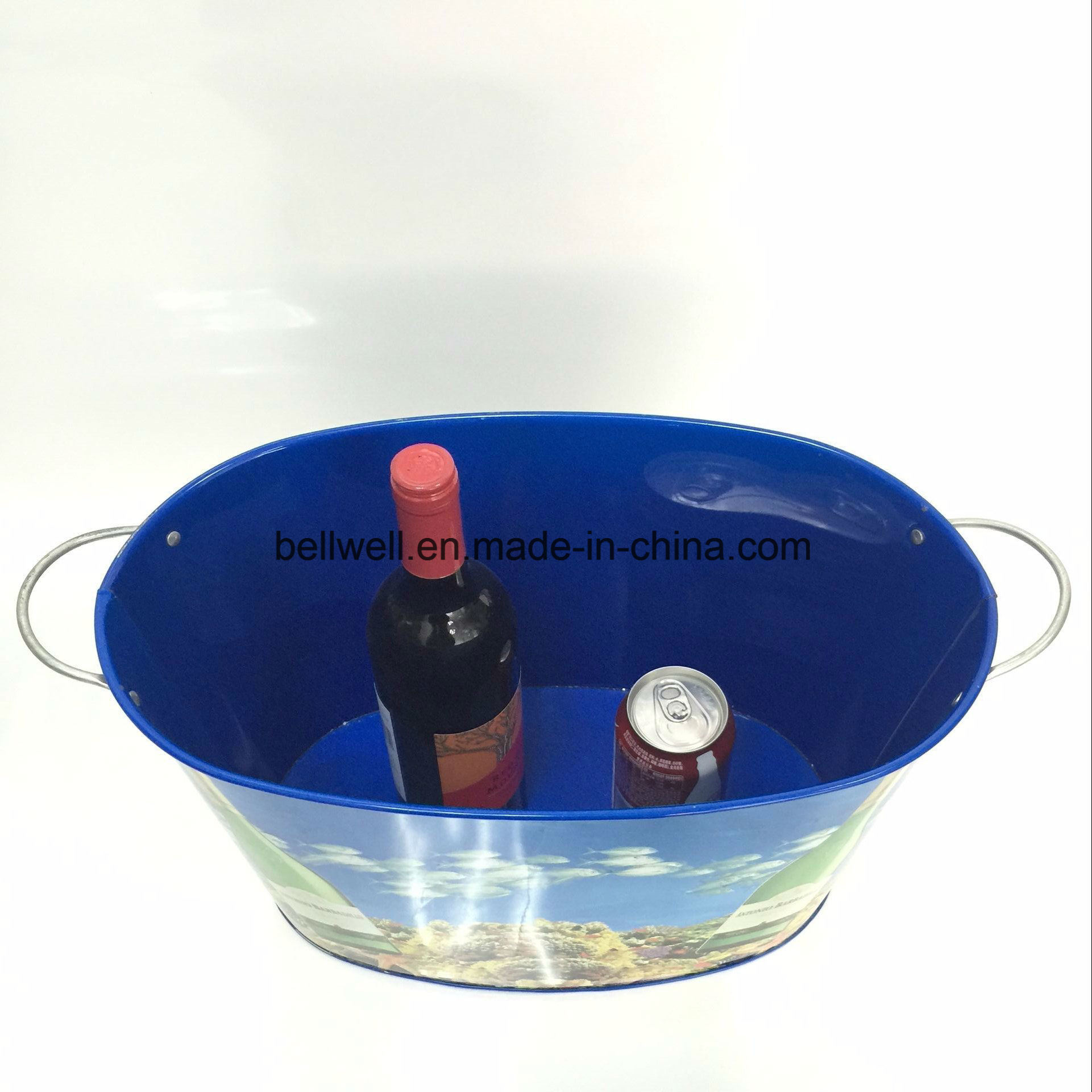 China Large Capacity Cooler Bucket For Beer Drink China