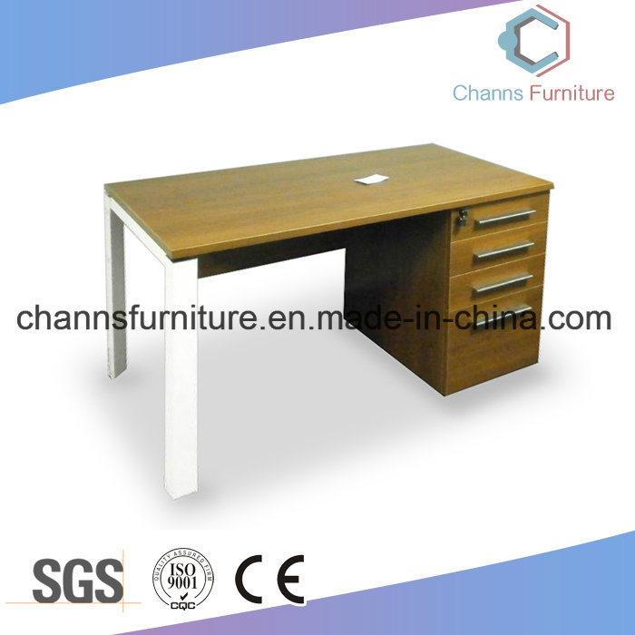 China Modern Furniture Okay Color Melamine Office Desk Computer Table Task Staff