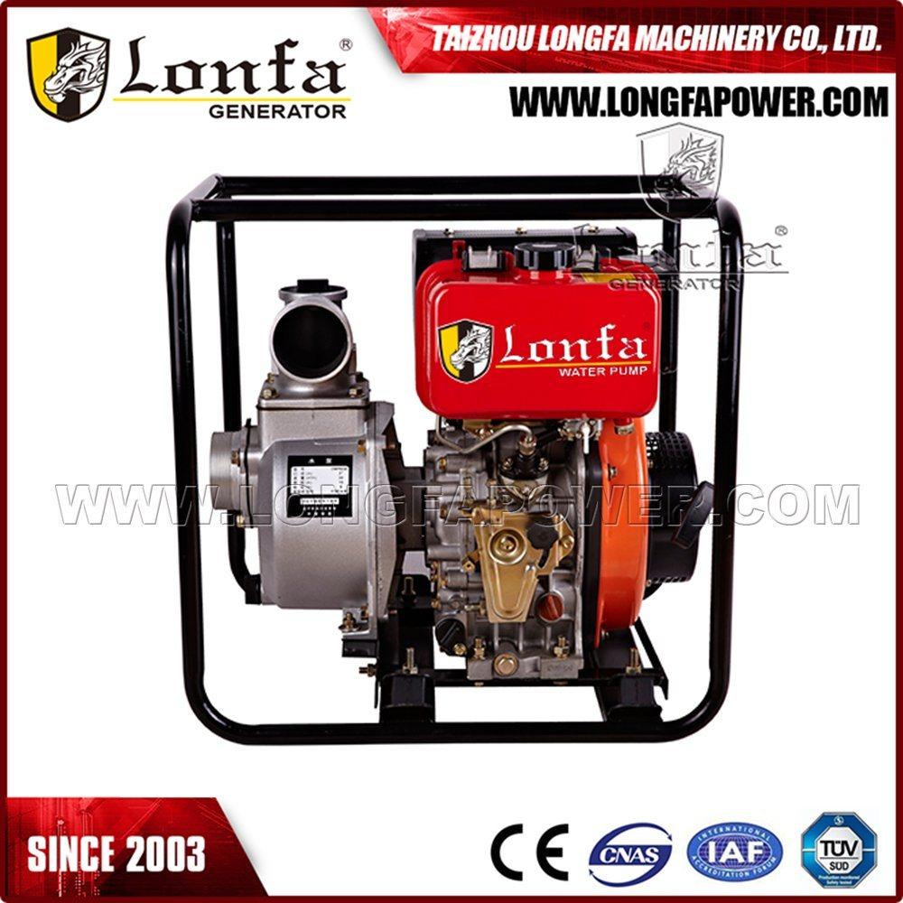 China 2inch (50mm) Manual/Key Start Diesel Water Pump for Irrigation -  China Eagle Pump, Honda Water Pump