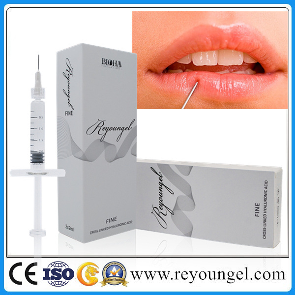 Hyaluronate Acid Dermal Filler Fullness Lips Injection Ha Dermal Filler Injection pictures & photos