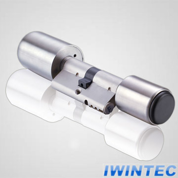 China Rfid Euro Profile Cylinder Lock For House Office