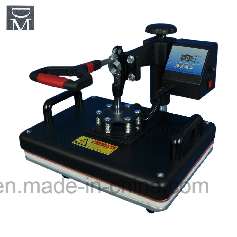 96382735 5 in 1 Sublimation Coating Digital Cup Transfer Mug Printing Heat Press  Machine for T-Shirt/Mug/Cap/Plate Combo