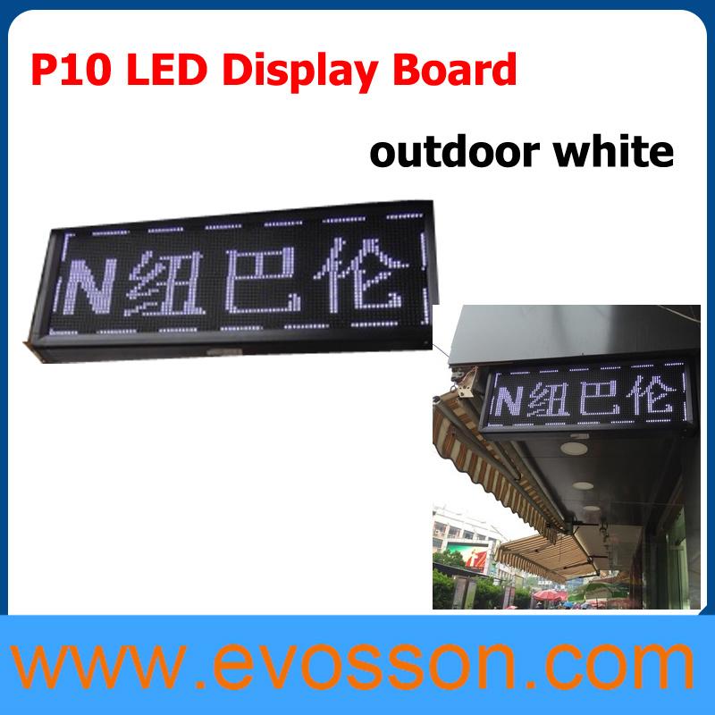[Hot Item] P10 Electronic Digital Board Outdoor LED Matrix Display