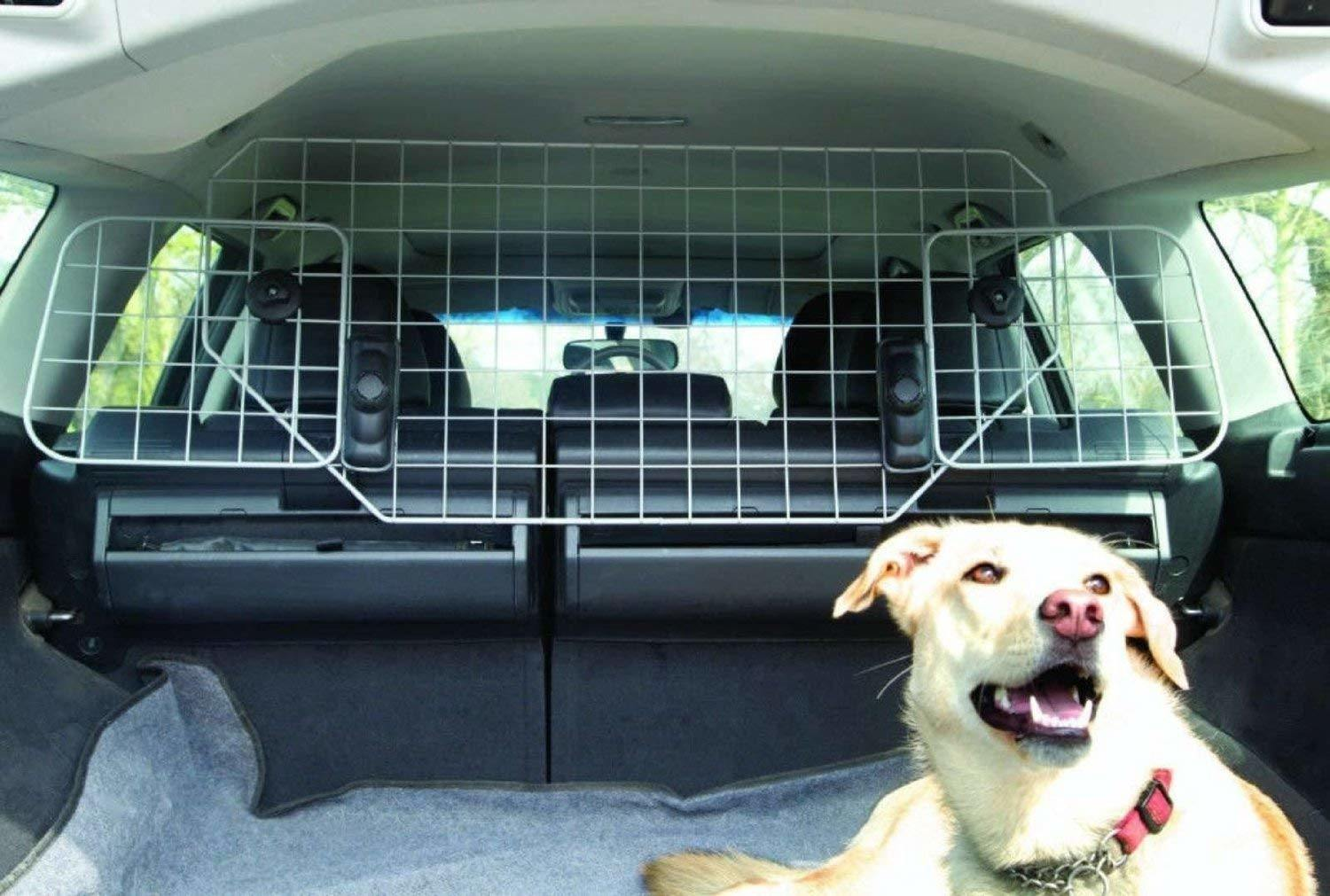 Deluxe Adjustable Mesh Dog//Pet Guard Barrier Universal for MITSUBISHI SHOGUN