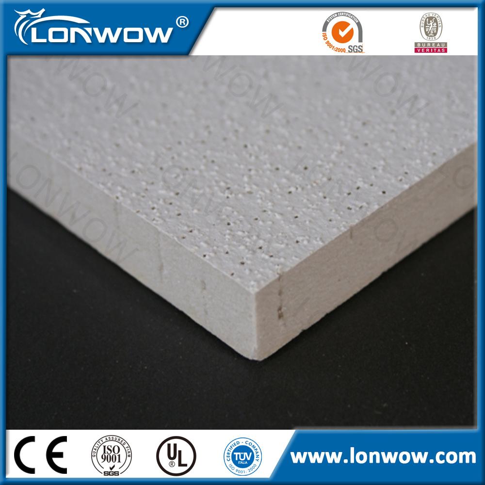 China 4x8 Acoustic Mineral Fibre