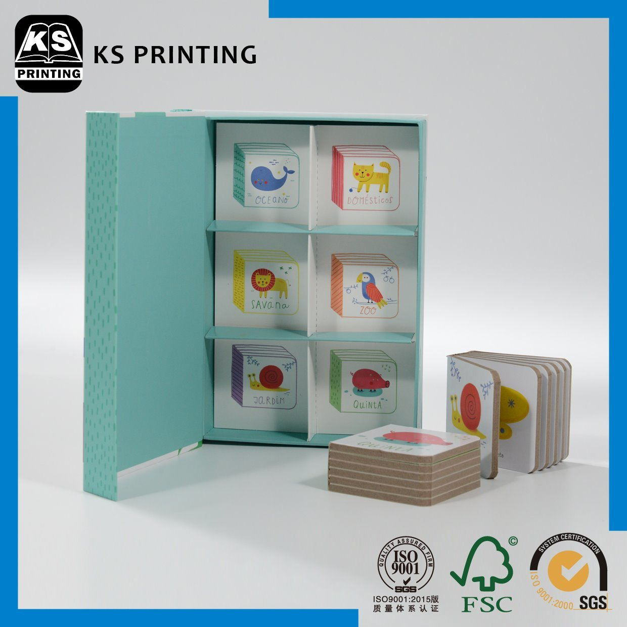 High quality Packing Paper Box Packaging Box with Customized Logo pictures & photos