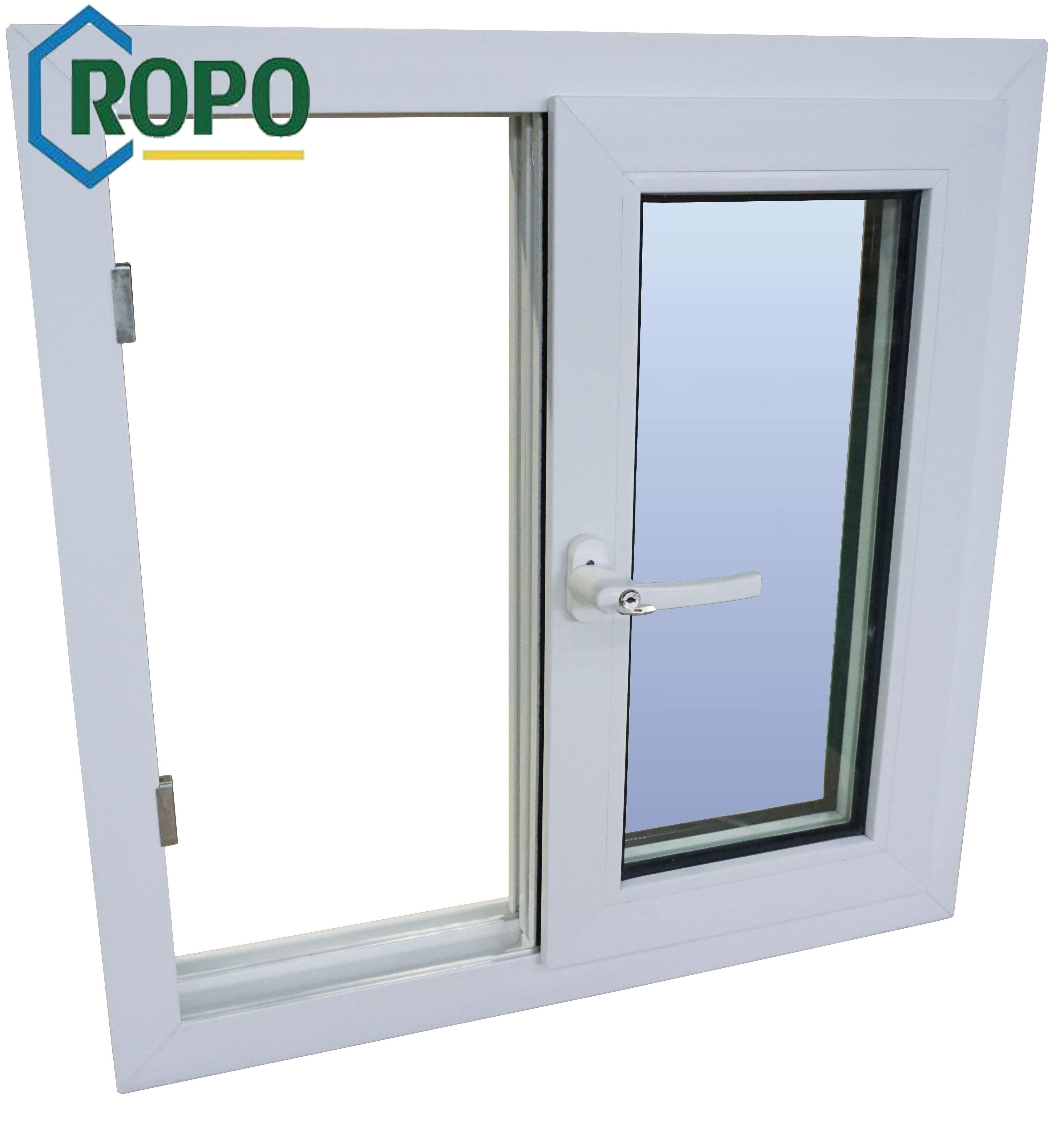 reputable site 08947 e0b8e [Hot Item] PVC Double Glazed Insulated Slide Glass Windows