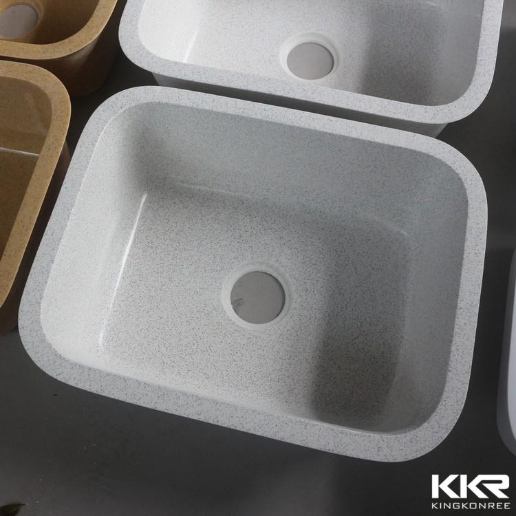 Hot Item Corian Solid Surface Kitchen Sink Undermount Sink