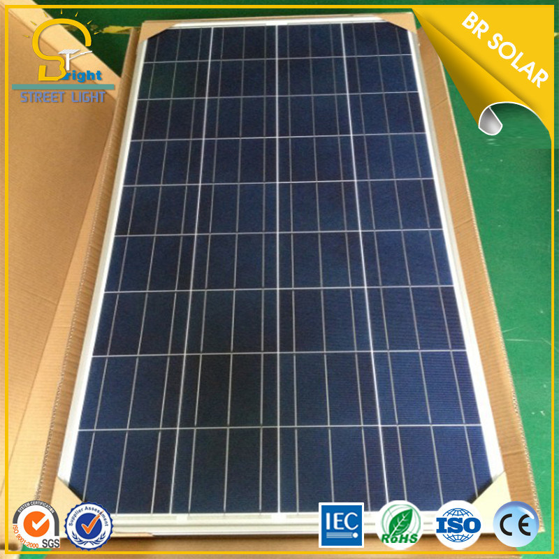8m 45W-120W Solar Street Lighting with LED Lamp in Kenya pictures & photos