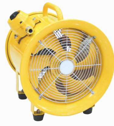 Explosion Proof Fan >> Hot Item Atex Explosion Proof Portable Axial Fan