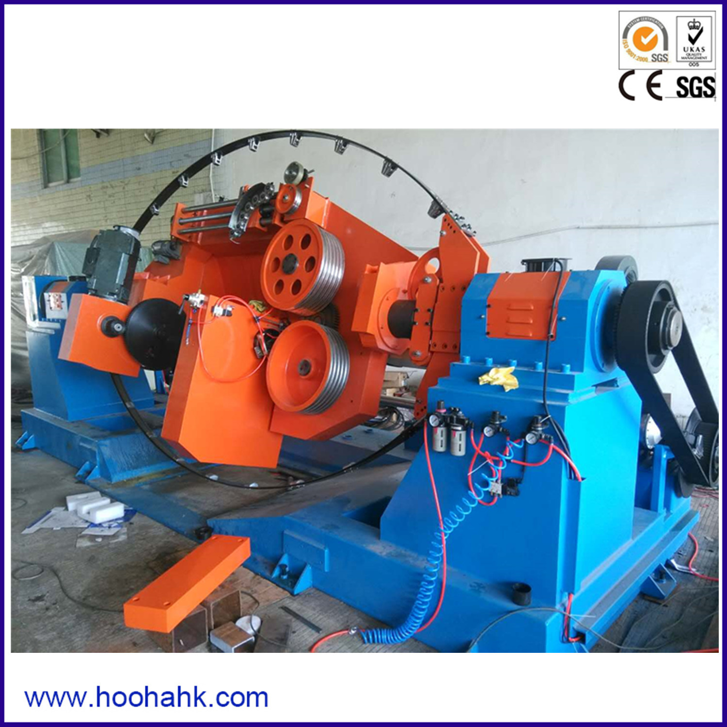 1250mm Cable Stranding Machine pictures & photos