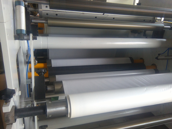 Single Side Hot Melt Adhesive Tape Coating Machine