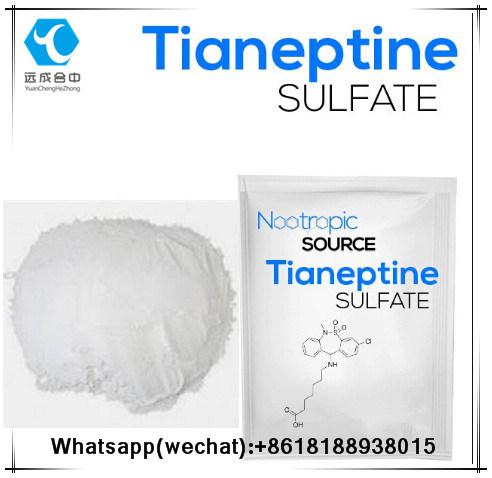 China Nootropic Raw Powder Tianeptine Tianeptine Sodium For Anti
