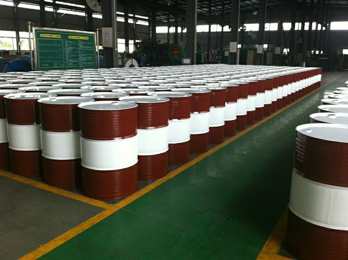 High-Speed Steel Drum Production Line