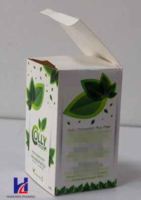 Good Quality Drinks & Juice Cardboard Gift Box Packaging Packing Box