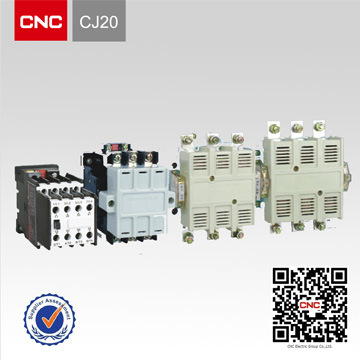 China CNC Cj20 High Quality AC Contactor AC Contactors (CJ20