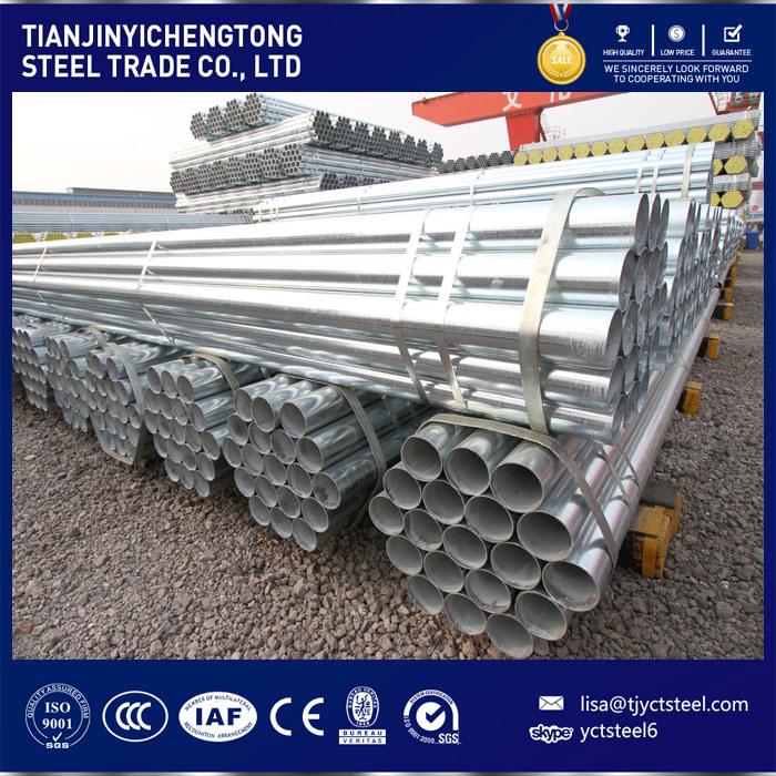 China Dn80 Galvanized Water Pipe / Gi Pipe / Galvanized Tubing Tianjin Supplier - China Galvanized Pipe Gi Pipe  sc 1 st  Tianjin Yichengtong Steel Trade Co. Ltd. & China Dn80 Galvanized Water Pipe / Gi Pipe / Galvanized Tubing ...