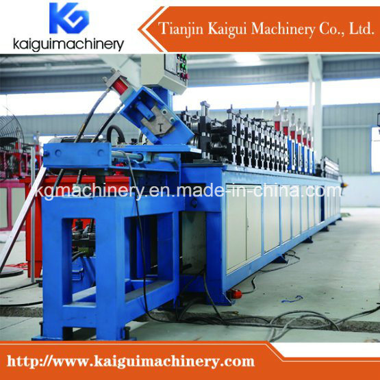 Black Line Groove T Grid Roll Forming Machine pictures & photos