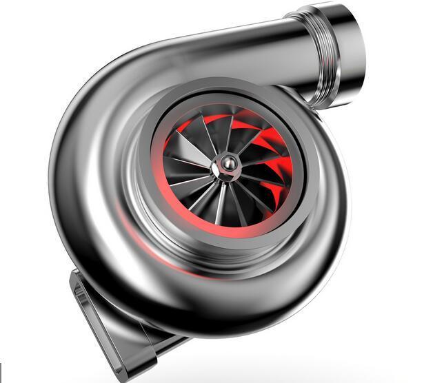 China Ge, Emd, Alco Diesel Locomotive Engine Turbocharger