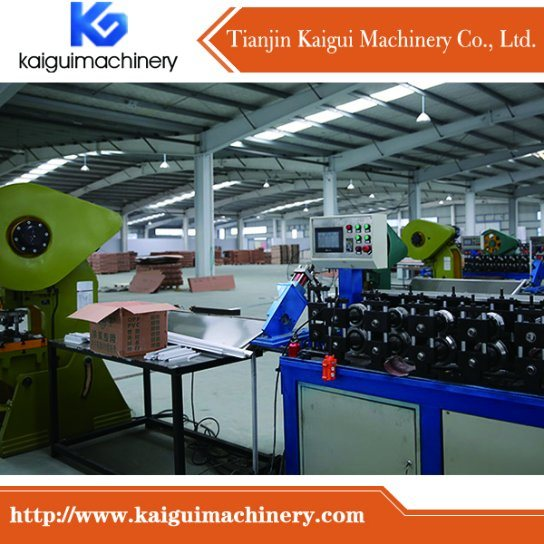 Automatic Ceiling T Bar Roll Forming Machine pictures & photos