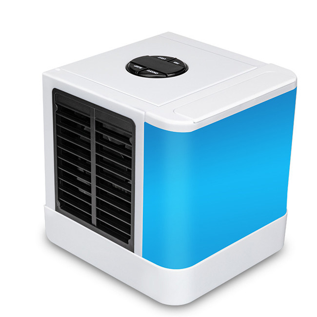 Car Air Cooler Car Air Conditioning Appliances Mini Fans Air Cooling Fan 7 Color
